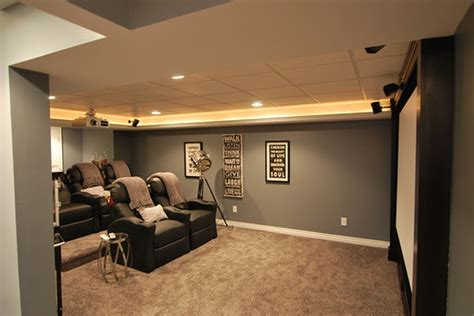 basement design ideas decorations finished basement remodeling fairfax