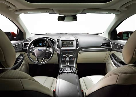 2014 Ford Edge Interior Pictures by 2014 Ford Edge Exterior Colors Html Autos Weblog