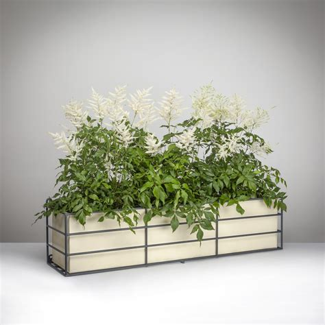 Backyard Creations Hattington Collection Window Flower Boxes Menards How To Hang Up Flower Boxes