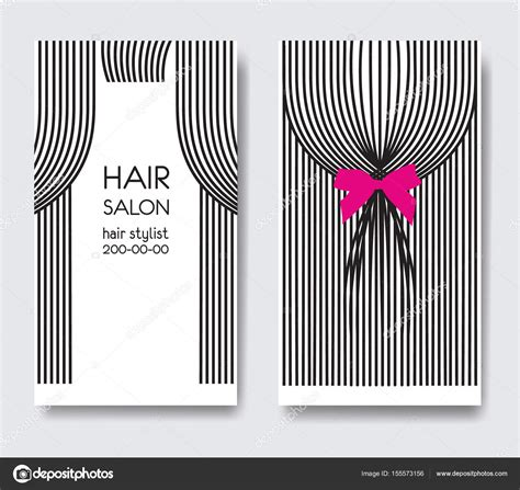 free hair bow business card templates hair bow business cards images business card template
