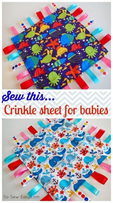 How To Make Crinkle Paper - crinkle ribbon for babies toys babies and