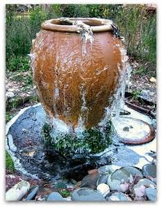 Backyard Fountains Ideas by Diy Garden Fountains Images