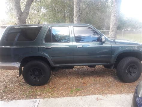 Toyota 4runner For Sale By Owner 1992 Toyota 4runner Classic Car Sale By Owner In Orlando