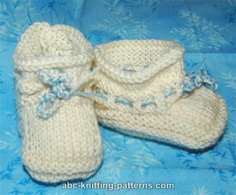printable free knitting patterns free printable crochet baby booties patterns