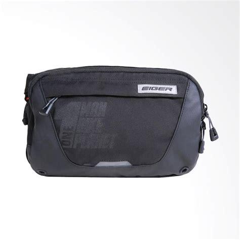 jual eiger jrp wp 4 4 l waist bag black harga