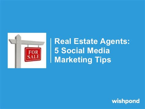 how to be a realtor how to be a top real estate agent 5 social marketing