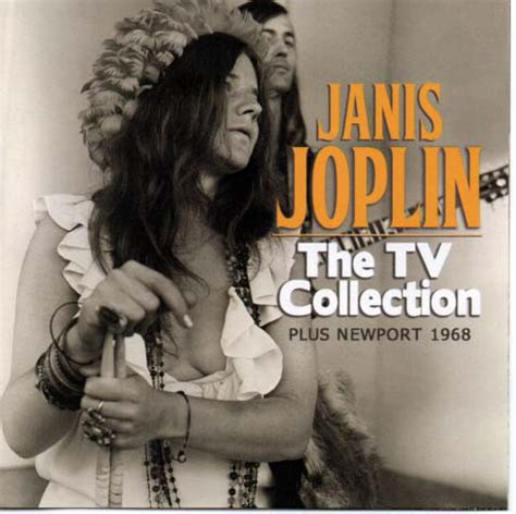 janis joplin  tv collection  newport  cd unofficial release stereo discogs