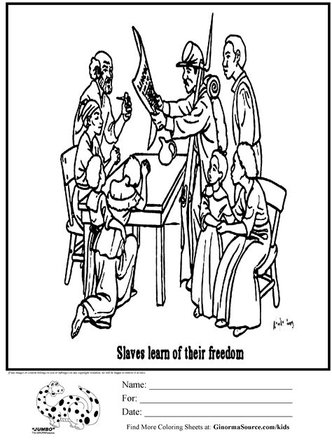civil rights pages coloring pages