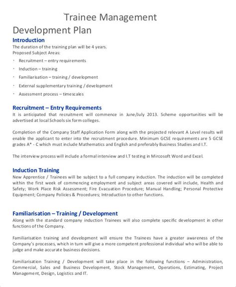 individual development plan template for managers gallery