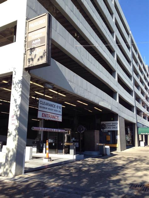 Tower Garage by Kettering Tower Garage Parking In Dayton Parkme