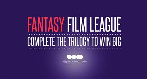 film fantasy league announcing the dcm fantasy film league winner dcm