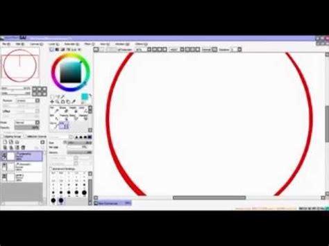 paint tool sai simple circle how to make a circle in sai mp3 free
