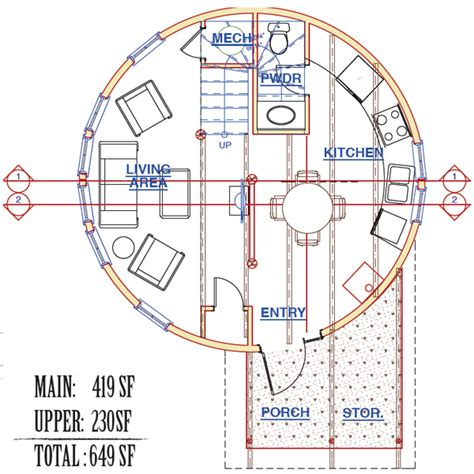 silo house plans numberedtype
