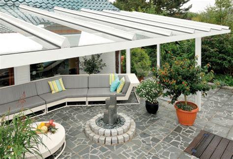 Veranda Vorm Haus by Coole Terrassen 252 Berdachung 10 Inspirierende Ideen