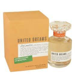 Benetton United Dreams Stay Positive Original Parfum 100 united dreams yourself perfume for by benetton