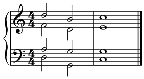 final section of a musical piece cadence music wikipedia