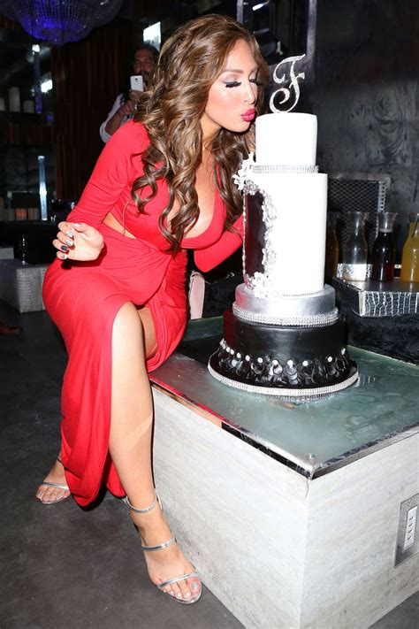 house nightclub miami farrah abraham celebrates her 25th birthday at house nightclub miami fl 5 22 2016