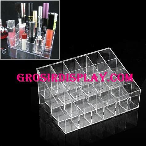 Lipstik Wardah Kotak jual display kotak tempat lipstik botol make up kosmetik organiser grosir display