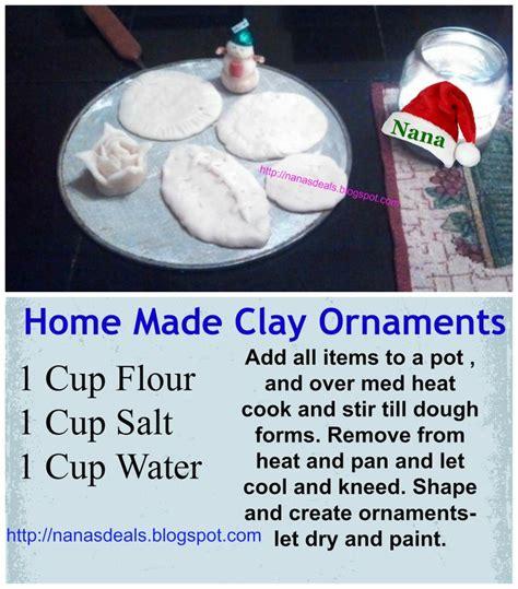 httpnanasdealsblogspotcomdiy home  clay