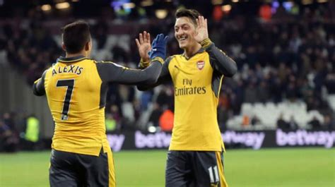 wenger speaks on alexis sanchez s move to psg onlinenigeria mesut ozil alexis sanchez to leave arsenal in january