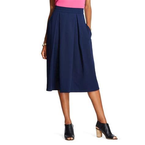 leyden s inverted midi skirt target