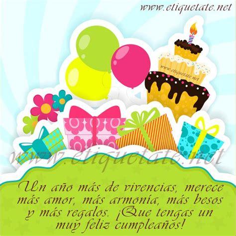 Imagenes De Feliz Cumpleaños Para Facebook Gratis | 64 im 225 genes de feliz cumplea 241 os para etiquetar en facebook