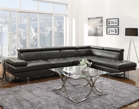 Sectional Sofa Grey Grey Leather Sectional Sofa A Sofa Furniture Outlet Los Angeles Ca