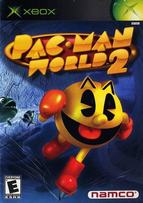Pac Man World 2 Xbox
