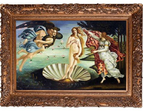 Dining Room Stools by Botticelli Birth Of Venus Traditional Prints And Posters