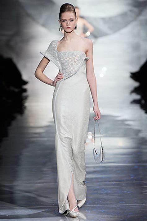 Giorgio Armani Wedding Dresses latest bridal collection