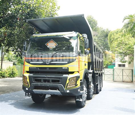 volvo trucks india success story continues