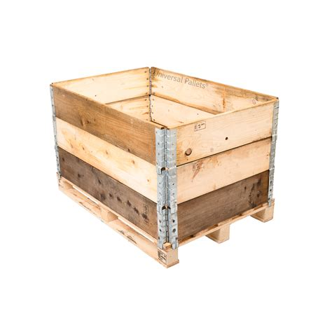 collars for sale sale recon pallet collar universal pallets