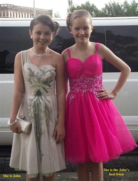 boy crossdress for prom john s she best friend persuaded him to go like two girls