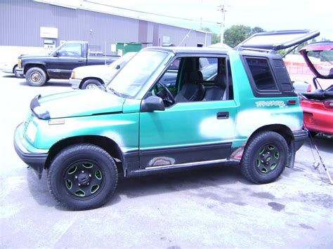 geo tracker 1994 geo tracker information and photos zombiedrive
