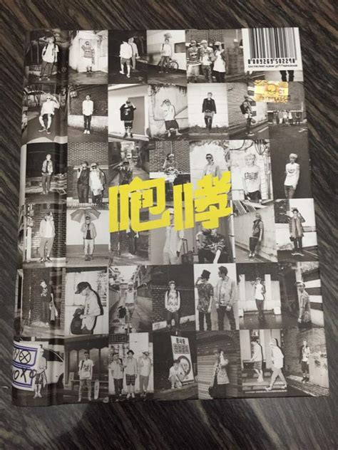 Album Exo Repackage Original unboxing exo growl hug ver 1st repackage album k pop amino