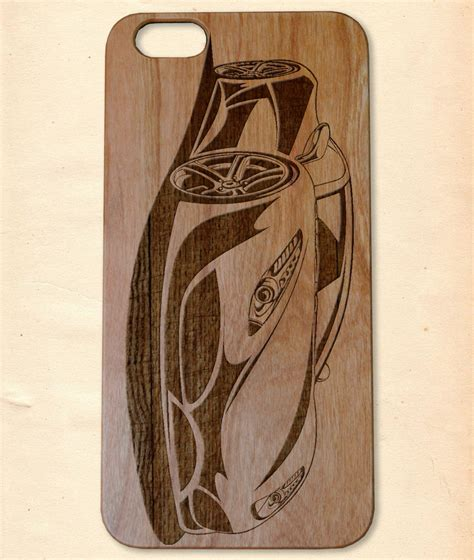 Handmade Wooden Iphone Cases - lamborghini car handmade wooden cover for iphone 6 6s