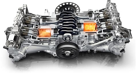 how does a cars engine work 2003 subaru forester security system boxer motor nedir avantajları nelerdir sekiz silindir