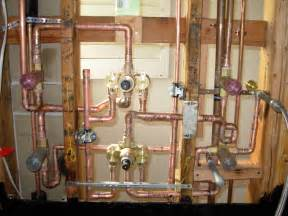 Plumbing House pipes