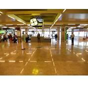 Main Arrivals Area At Palma Airport  De Mallorca