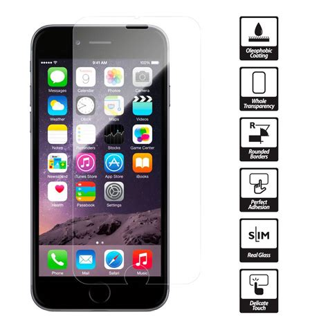 Sale Tempered Glass Iphone 6 premium tempered glass for iphone 6 6s single pack diego wireless distributor wholesale