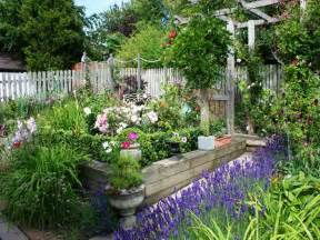 gartengestaltung bauerngarten bilder cottage garden eine der beliebtesten gartenformen