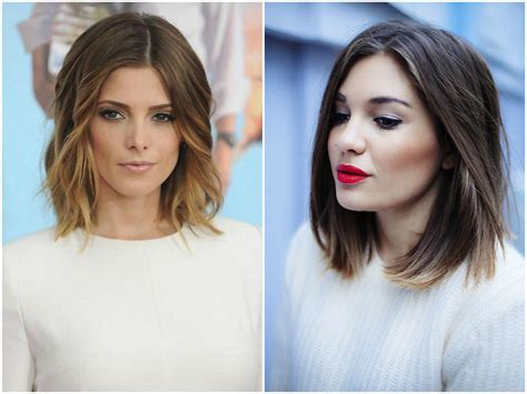 shoulder length hairstyles 2017 shoulder length haircuts for 2017 for curly