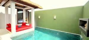 pool in bedroom jas boutique villas two bedroom pool villa