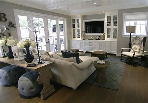 Giuliana Rancic Living Room by Style Network Giuliana And Bill Rancic Gorgeous Living