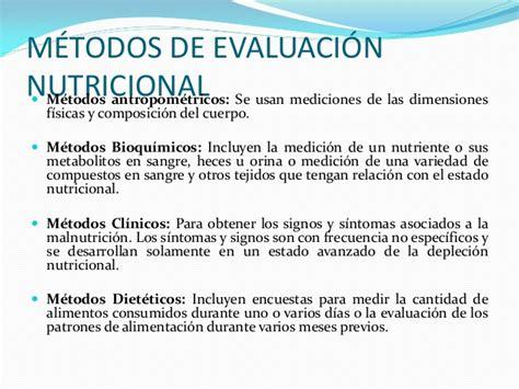 nuevo mtodo de valoracin en la comunidad valenciana estado nutricional determinantes y m 233 todos para su evaluaci 243 n