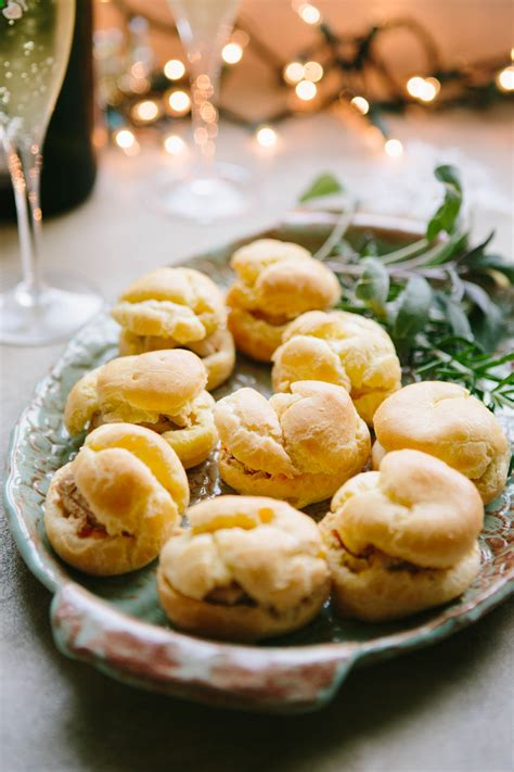 Not Interested In Foie Gras How About Faux Gras 2 by Profiteroles With Foie Gras And Quince Coley Cooks