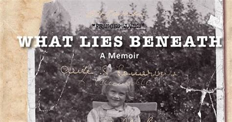 what lies beneath a memoir books beattie s book unofficial homepage of the new