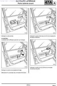 comment demonter panneau de porte megane 2 la r 233 ponse