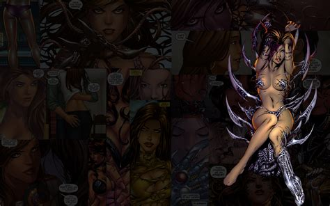 Dark Queen Wallpaper | witchblade darkqueen by troilus on deviantart