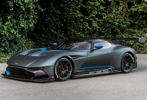 2016 Aston Martin Vulcan Specifications Photo Price